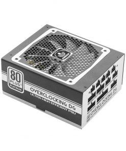 پاور گرین مدل GP1050B-OCDG PLATINUM پورت ها