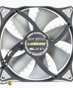 فن کیس گرین مدل GF120-FSB