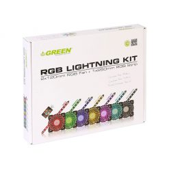 GREEN RGB LIGHTNING KIT