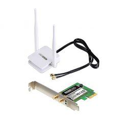 کارت شبکه دوبانده PCI-E توتولینک A1200PE