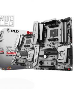 مادربردMSI -X370 XPOWER GAMING TITANIUM ام اس آی