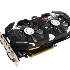 MSI GeForce GTX 1060 6GT OCV2 GDDR5 Graphics Card