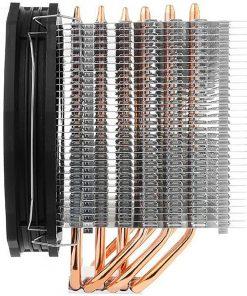 فن سی پی یو مدل HR-02 MACHO نمای کناری
