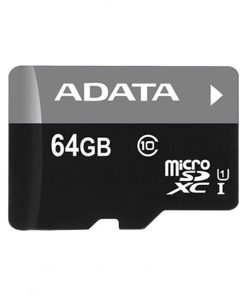 مموری کارت microSDXC ای دیتا مدل Premier کلاس 10