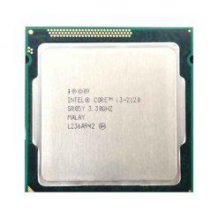 پردازنده اینتل مدل i3 2120 با فرکانس ۳.۳ گیگاهرتز