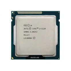 پردازنده تری اینتل i3 3220 با فرکانس ۳.۳ گیگاهرتز