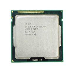 پردازنده اینتل مدل آی فایو ۲۵۰۰ با فرکانس ۳٫۳ گیگاهرتز
