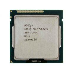 پردازنده اینتل مدل i5 3470 با فرکانس ۳٫۲ گیگاهرتز