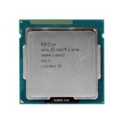 پردازنده اینتل مدل i5 3570 با فرکانس ۳٫۴ گیگاهرتز