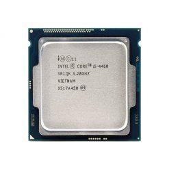 پردازنده اینتل مدل i5 4460 با فرکانس ۳٫۲ گیگاهرتز