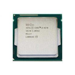 پردازنده اینتل مدل i5 4570 با فرکانس ۳٫۲ گیگاهرتز