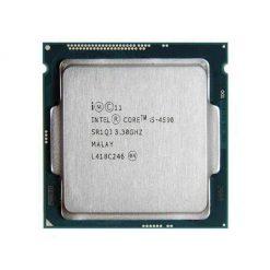 پردازنده اینتل مدل i5 4590 با فرکانس ۳٫۳ گیگاهرتز
