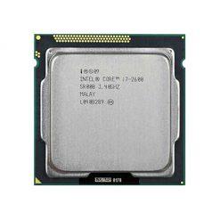 پردازنده اینتل مدل i7 2600 با فرکانس ۳٫۴ گیگاهرتز