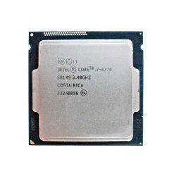 پردازنده اینتل مدل i7 4770 با فرکانس ۳٫۴ گیگاهرتز