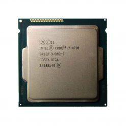 پردازنده اینتل مدل i7 4790 با فرکانس ۳٫۶ گیگاهرتز
