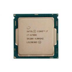پردازنده اینتل مدل i7 6700 با فرکانس ۳٫۴ گیگاهرتز