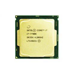 پردازنده اینتل مدل i7 7700K با فرکانس ۴٫۲ گیگاهرتز