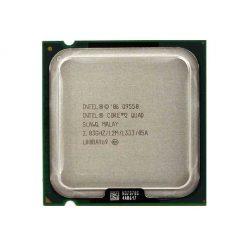پردازنده ۴ هستهای اینتل مدل Q6600 با فرکانس ۲.۴ گیگاهرتز