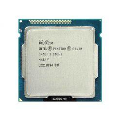 پردازنده اینتل پنتیوم G2120 با فرکانس ۳.۱ گیگاهرتز