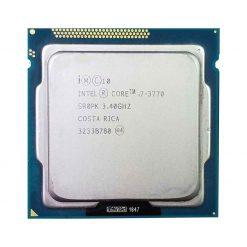 پردازنده اینتل مدل i7 3770 با فرکانس ۳٫۴ گیگاهرتز