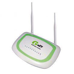 مودم +ADSL2 بیسیم جی نت مدل AD3004Z-D