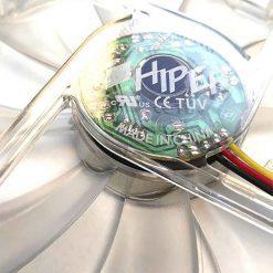 فن کیس HIPER (12*12) شیشه ای