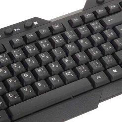 کیبورد تسکو مدل TK 8009 با حروف فارسی