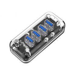 هاب USB 3.0 چهار پورت اوریکو مدل H4U-U3