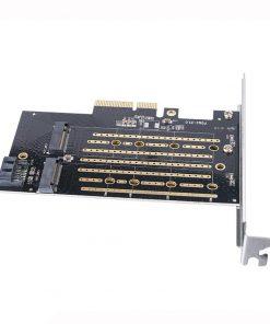 کارت توسعه PCI-E افزایش M.2 NVME اوریکو مدل PDM2