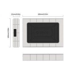 قاب هارد ۲٫۵ اینچی USB 3.0 اوریکو مدل ۲۵۳۹U3