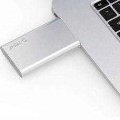 باکس هارد تبدیل mSATA به USB 3.0 اوریکو مدل MSG-U3