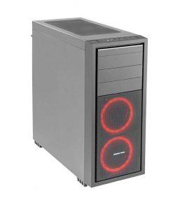 کیس کامپیوتر مستر تک مدل ATIS MESH FLAT METAL